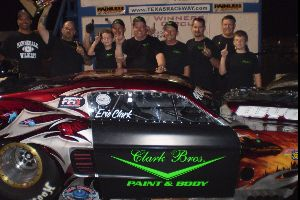 Clark Brothers Texas Outlaw Pro Mod Champion