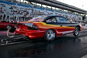 DEMAYO RECORDS 4TH SCSN HOT STREET WIN