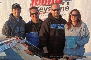 Rick Riccardi - NMRA Hot Street Winner and New Record Holder
