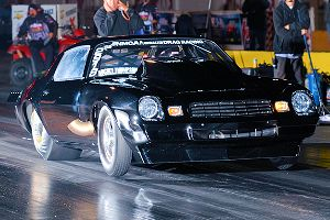 Steve Summers Super Street Champion