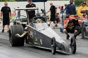 David Sheetz NHRA Division 4 Top Dragster Winner