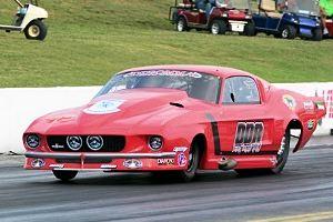 Anthony DiSomma/Desert Demons Racing PDRA Pro Boost Winner