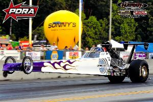Phil Esz  New Top Dragster Record Holder