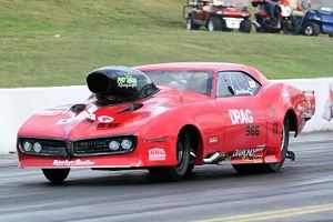 Jason Harris PDRA Pro Nitrous Champion