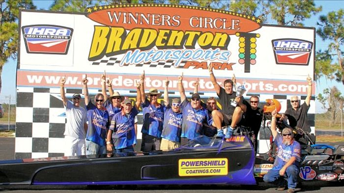 Artie McElwee wins Outlaw Championship at Bradenton