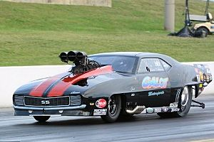 Todd Tutterow PDRA 2014 Pro Boost Champion