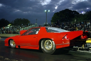 Gene Kerr wins Pro Street at World Street Nationals