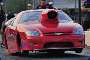 Cowger Breaks Texas Pro Stock Record
