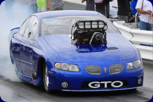 Richard Sexton - Yellowbullet Nats Outlaw 10.5 Winner and No.1 qualifer