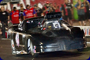 Frankie Taylor - ADRL Dragstock Pro Extreme Winner and No.1 qualifer