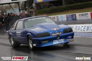 Bruder Brothers #1 Qualifer at Outlaw Street Car Reunion