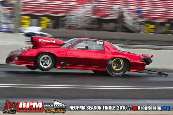 Cerbone 2015 Big Tire Outlaw  Champ