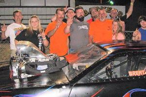 Brent Deputy Wins Pro Street at ORP Bash in the Backwoods