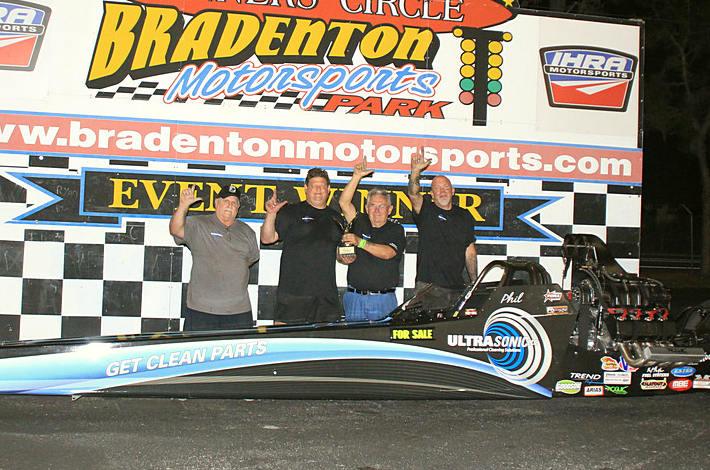 Travis Thomason WIns RTRA Season Final