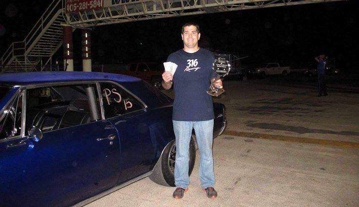 TJ Johnson wins Pure Street - Outlaw Armageddon