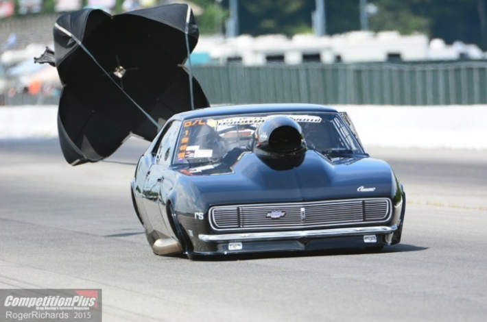 Jerry Mitrovic Outlaw 10.5 Winner at Shakedown