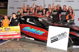 Kevin Rivenbark PDRA Memphis Pro Boost Winner