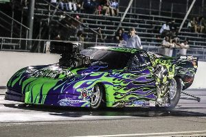 Frankie Taylor wins Throwdown in T-Town Outlaw Pro Mod