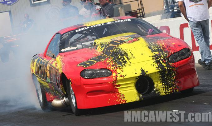 Lawrence Wins NMCA Street Outlaw!