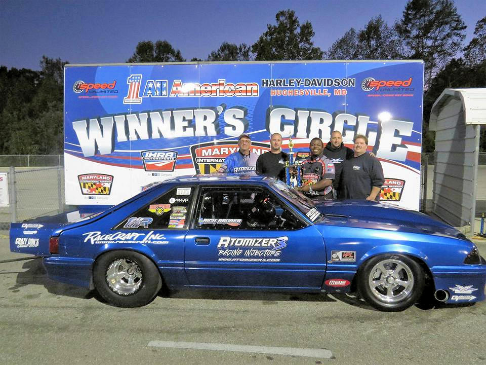 Bruder Brothers Ford Fever Classic X275 Winner!!