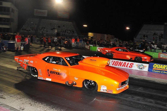 Jay Cox Wins Pro Nitrous at PDRA Texas Nationals