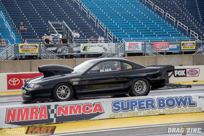 Mike DeMayo wins NMCA NA 10.5 Superbowl!!