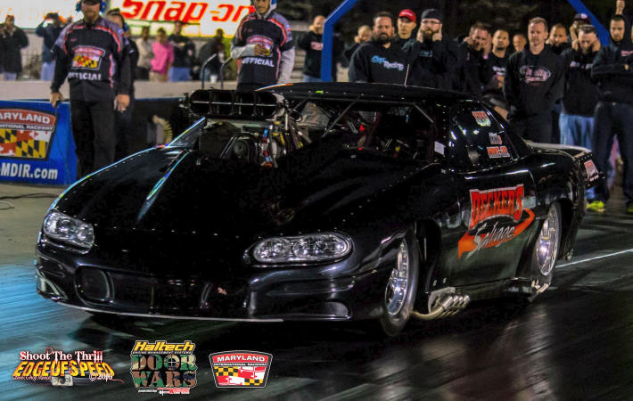 Mike Decker Jr Breaks Outlaw 10.5 World Record
