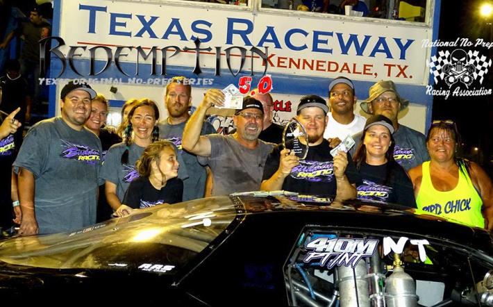James Finney - Birdman wins Redemption 5.0 Big Tire!!