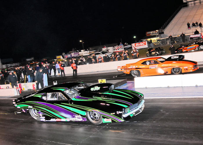 Tommy Franklin 2016 PDRA Pro Nitrous Champion and Record Holder!!