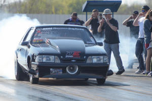 Chris Groves #1 X275 Qualifer at Tulsas Radial Revenge