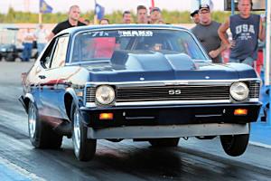 John Heard Wins X275 at Kansas International Dragway