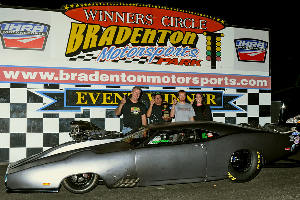 Chip King wins Outlaw Pro Mod at  Bradenton US Nationals