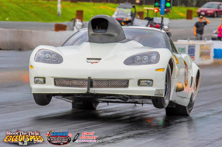 Mo Hall wins Cecil Outlaw 10.5 Street Car Shootout