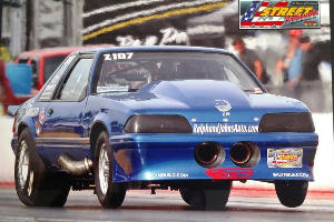 Mustang Mike wins 1st Limted Drag Radial Event at Bradenton US Nationals