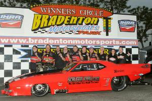 Jason Scrugg wins X-Treme Pro Mod at Bradenton US Nationals