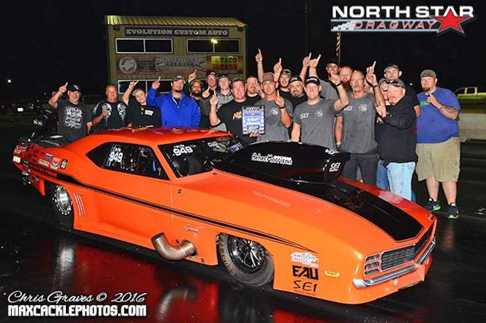 Jeff Sitton RTRA Pro Drag Radial Season Final Winner!!