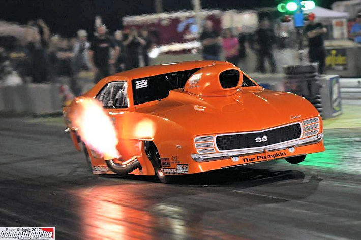 Jay Cox wins PDRA Pro Nitrous at SGMP