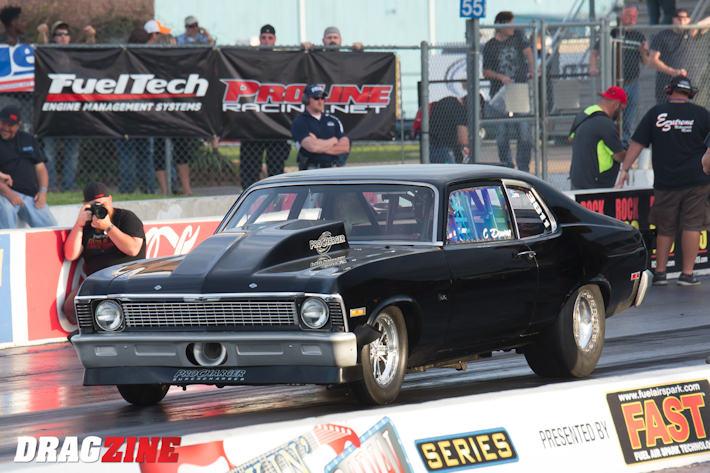Clint Downs wins X275 at Memphis