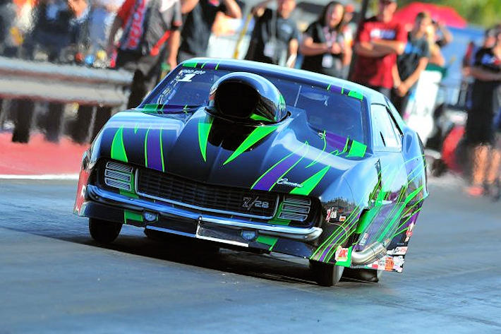 Tommy Franklin Pro Nitrous Winner