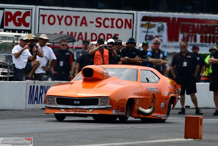 Jay Cox Wins Pro Nitrous at PDRA North-South