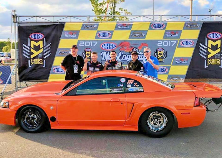 Dean Marinis Scores Back to Back wins - NHRAs 1st X275 Race and Cecil Countys Street Car Shootout!