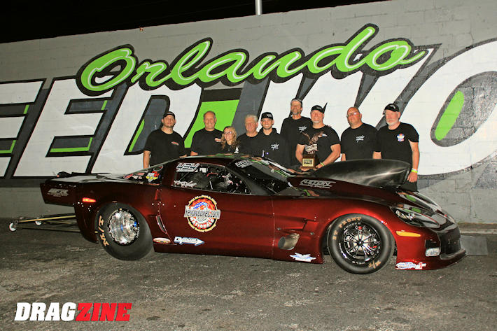 Mo Hall wins World Street Nationals Outlaw 10.5 Vs. Radial
