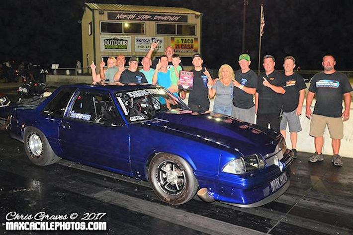 Eric Moore X275 Winner