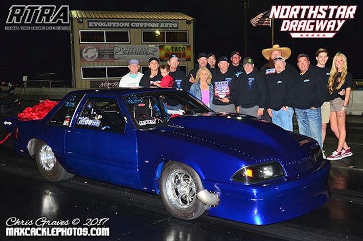 Mark Moore wins Pro 275 at North Star