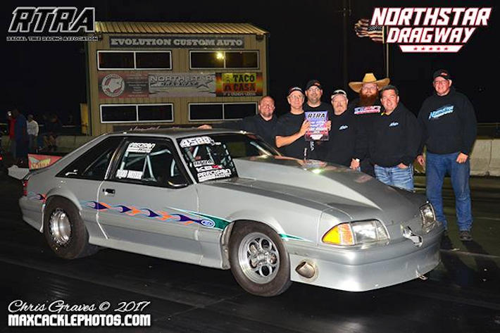 Turbo Todd Moyer wins X275 at North Star