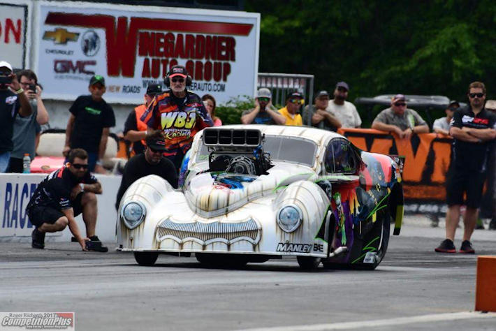 Wesley Jones Wins Pro Extreme at PDRA North-South
