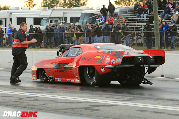 Jason Scruggs #1 Qualifier in X-Treme Pro Mod