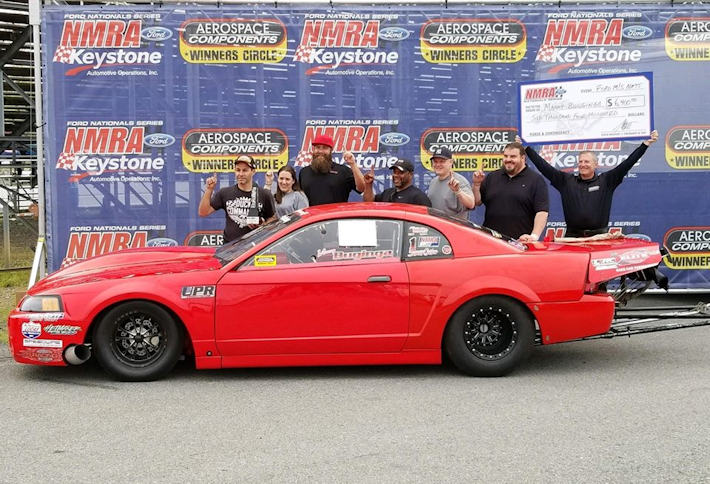 Manny Buginga NMRA Motorsports Nationals Winner!