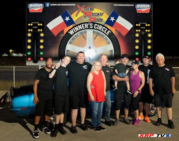 JD Campbell wins First Small Tire Shootout at Xtreme Raceway Park !