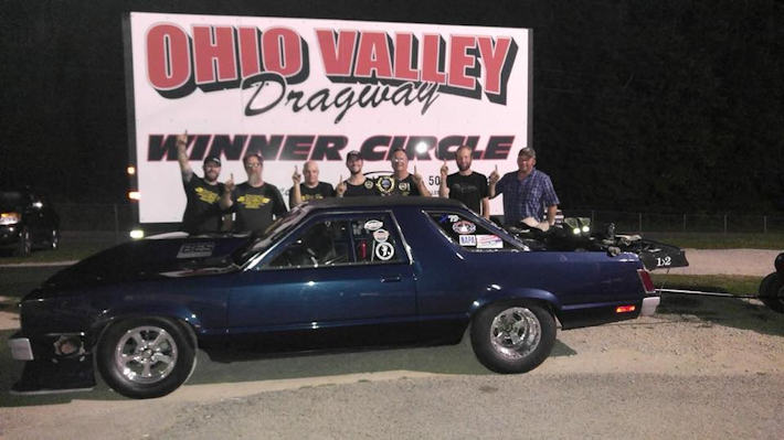 Jimmy Plimpton Wins X275 at Ohio Valley Prize Fight!